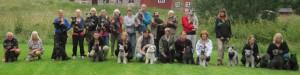 Äldre bild från 2011, då vi hade läger på Flikens kursgård jag och Lena.